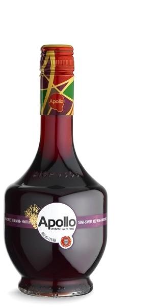 Ερυθρός Ημίγλυκος Apollo