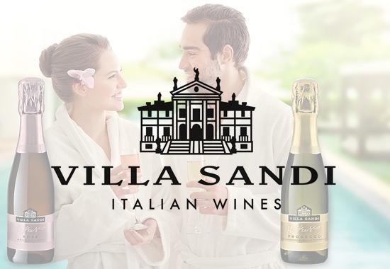 Οίνοι VILLA SANDI