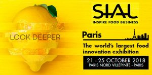 Sial Paris International Food Exhibition 2018